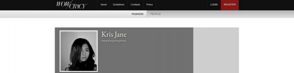 Salute to Kris Jane@Call The Tune – Vogue Italia X Wowcracy Where Top International Talents Meet Their Admirers